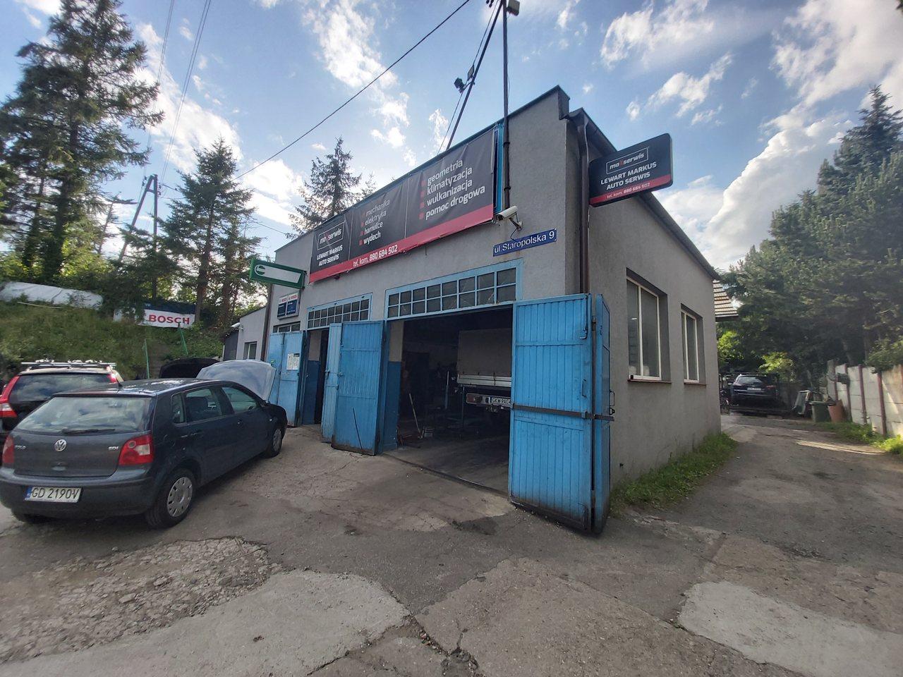 serwis markuszewski